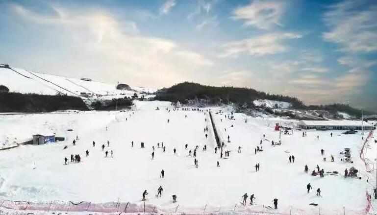 观音堂滑雪