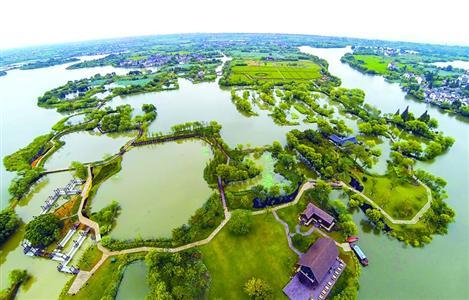 太湖图影湿地文化园